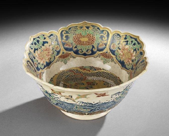 Japanese Stoneware Bowl