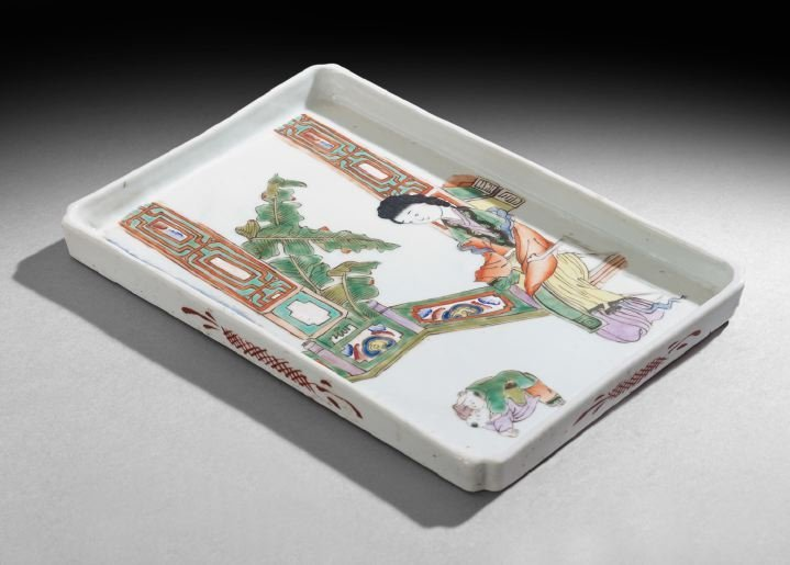 Chinese Porcelain Tray