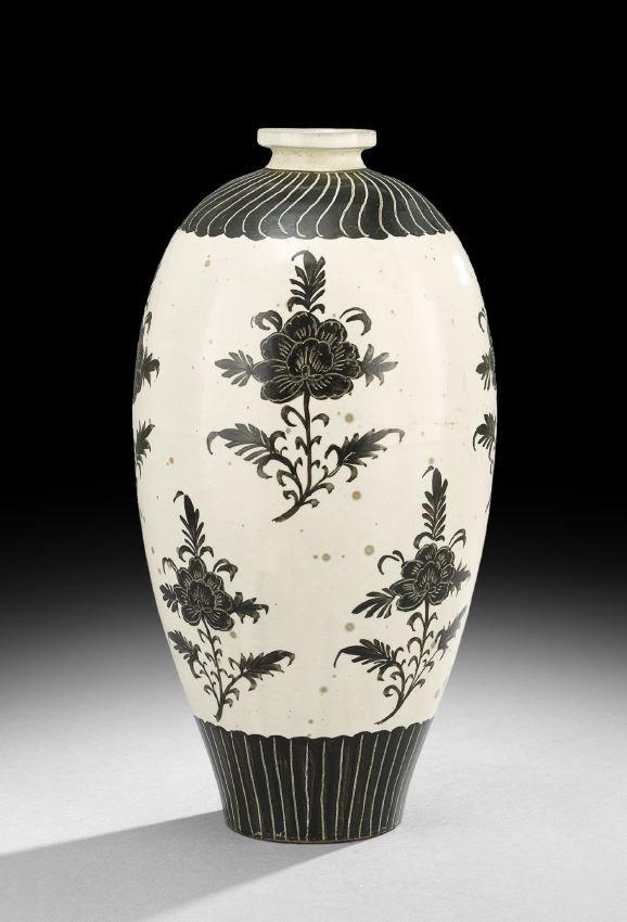 Chinese Tzu Chou Wine Jar