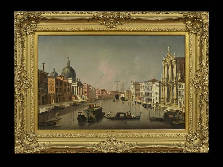 After Il Canaletto (Italian, 1697-1768)