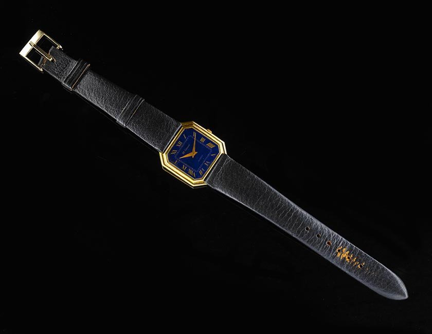 18 Kt. Yellow Gold Lady's M. Gerard Watch