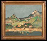 Attr. to Joseph Floch (US/Austrian, 1895-1977)