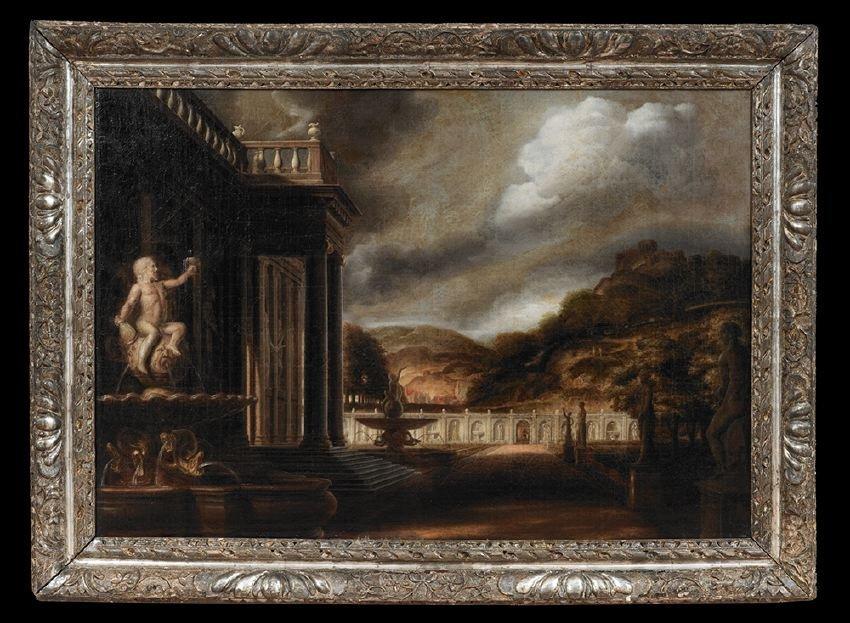 Attr. to Frederik de Moucheron (Dutch, 1633-1686)