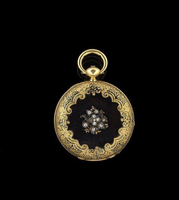 Vacheron 18 Kt. Gold Pocket Watch Case