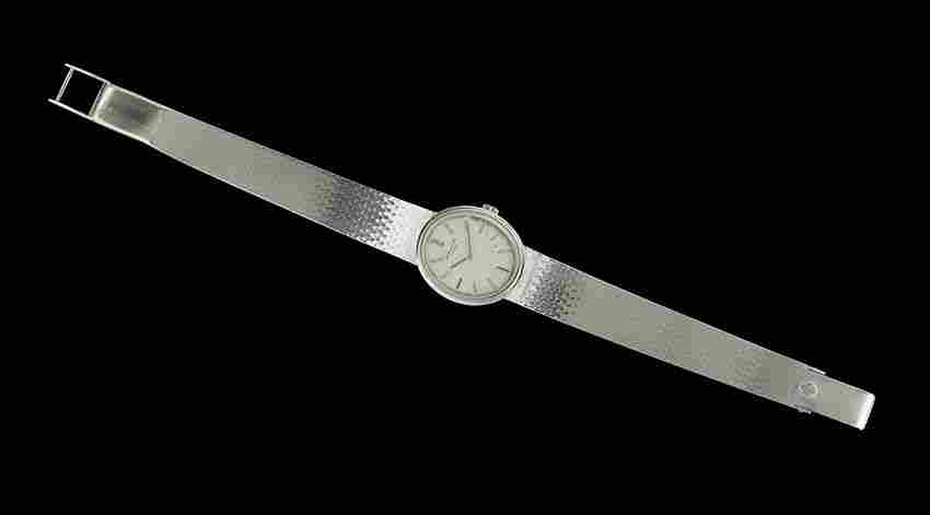 Patek Philippe Lady's 18 Kt. Gold Wrist Watch