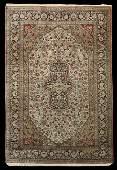 SemiAntique Persian Qum Carpet
