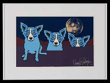 George Rodrigue (US/Louisiana, 1944-2010)