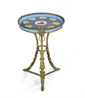 Louis Xvi-style Occasional Table