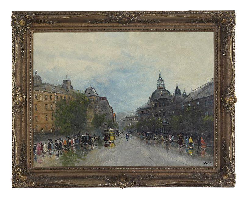 Antal Berkes (Hungarian, 1874-1938)