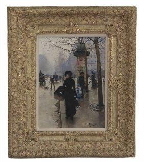 Jean Beraud (french, 1849-1935)