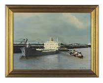 Joseph A. Wilhelm (American/Louisiana, 1923-2003)