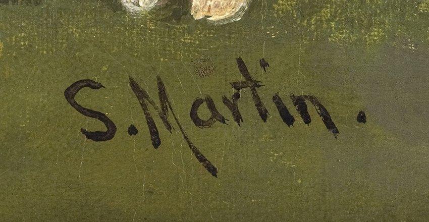 Sylvester Martin (British, Active 1856-1906) - 2