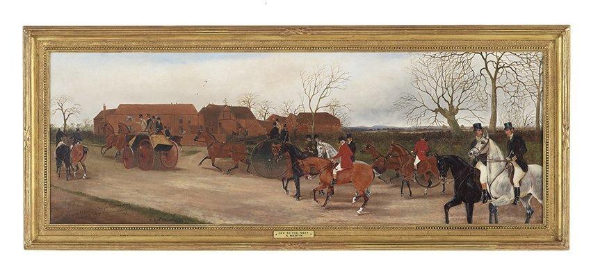Sylvester Martin (British, Active 1856-1906) - 4