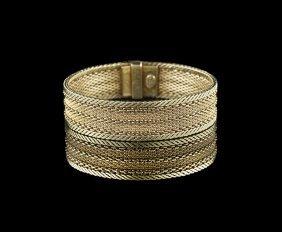 Grosse 14 Kt. Gold Bracelet
