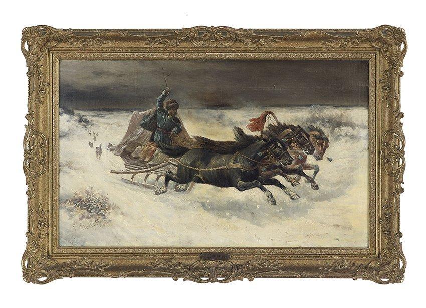 Constantin Stoiloff (Austrian, 1850-1924)