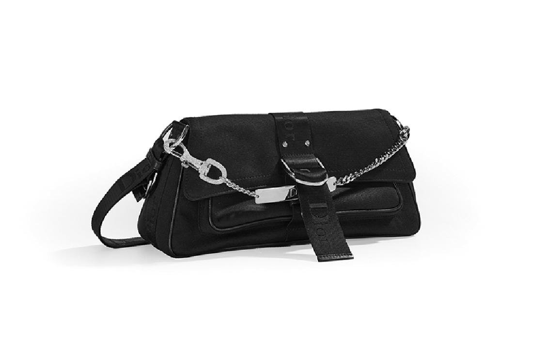 "Christian Dior Black ""Hardcore"" Handbag"