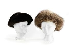 Two Fur Hats