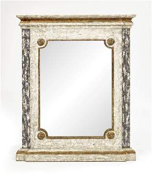 Painted Mirror in the Neoclassical Taste