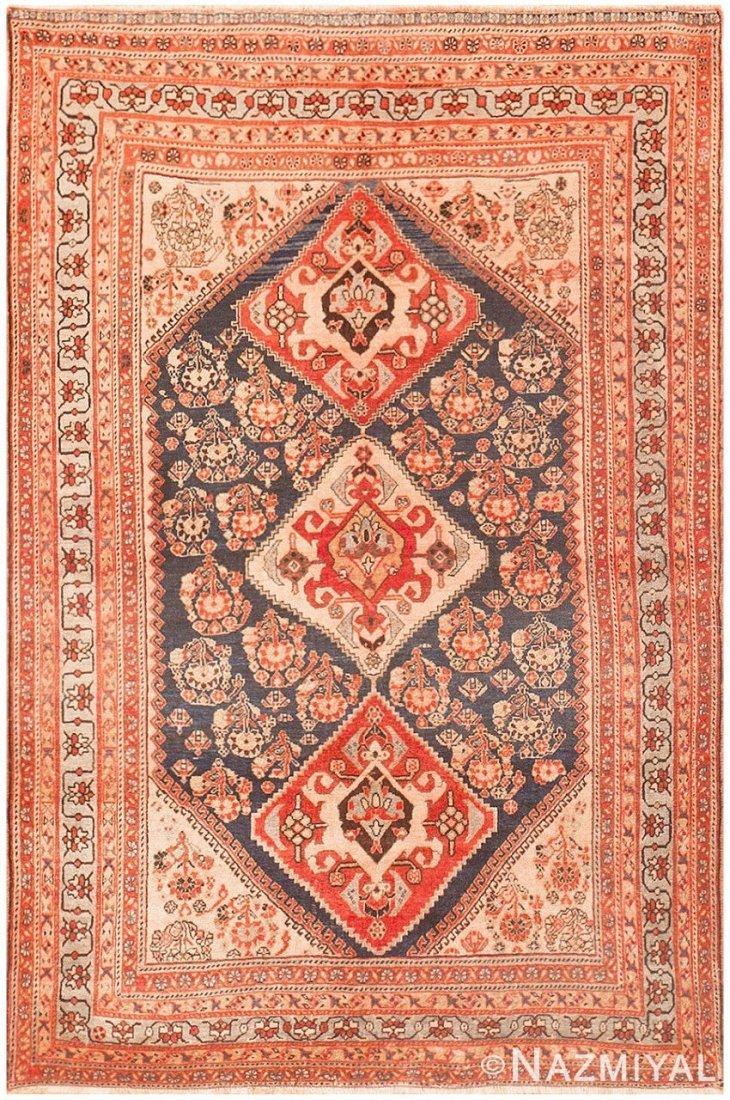 Antique Persian Gashgai ,size 4' x 6'