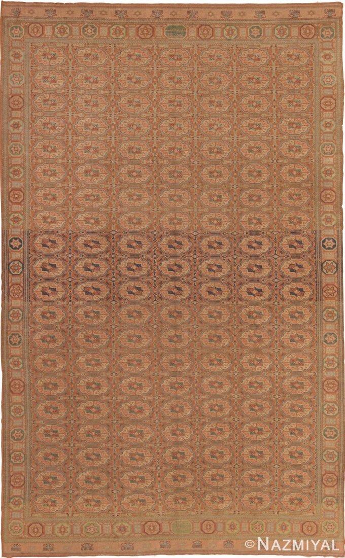 Antique Bezalel Carpet ,Jerusalem ,Size 6