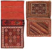 Pair of Antique Persian Bags