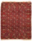 Vintage Tekke rug  Turkmenistan 3 ft 3 in x 4 ft