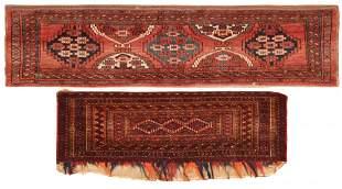 Set of Antique Tekke Torba & Chador Torba Turkmenistan
