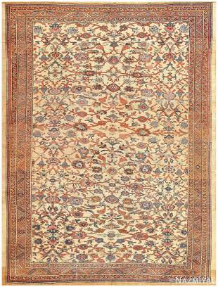 ANTIQUE PERSIAN BAKSHAISH RUG, 11 ft 7 in x 9 ft 3 in