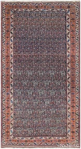 ANTIQUE PERSIAN AFSHAR, 11 ft x 6 ft