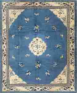 ANTIQUE CHINESE RUG.