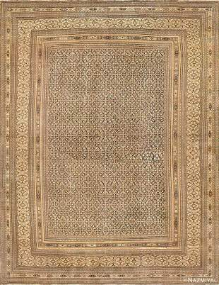 ANTIQUE KHORASSAN PERSIAN RUG
