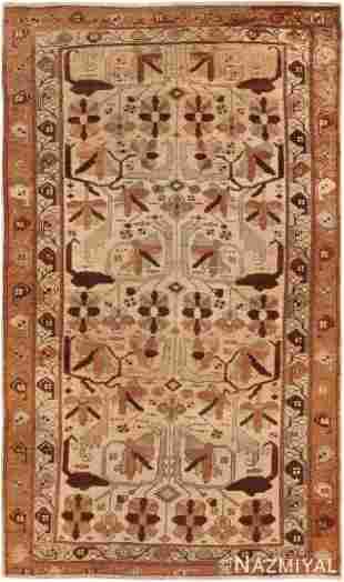 ANTIQUE MALAYER PERSIAN RUG.