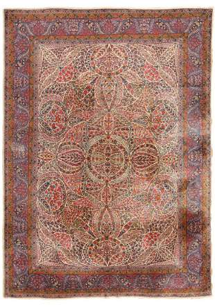 ANTIQUE PERSIAN KERMAN 1920