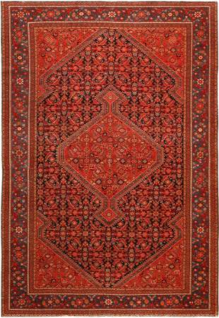 PERSIAN MISHAN MALAYER RUG OF THE FINEST QUALITY