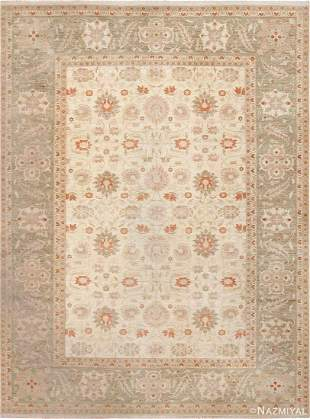 MODERN EGYPTIAN CARPET OF A SULTANABAD DESIGN.