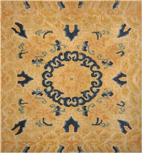 2: Chinese Mat, early 19th century
