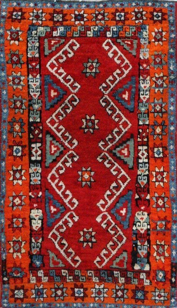 4: Turkish Yastic , Early 20th century