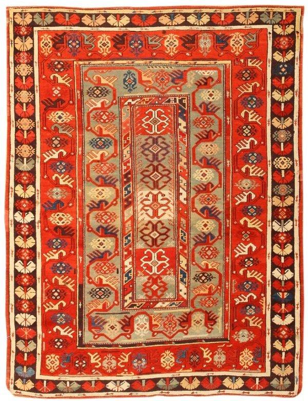 12: Antique  Melas from Turkey, late 19th century