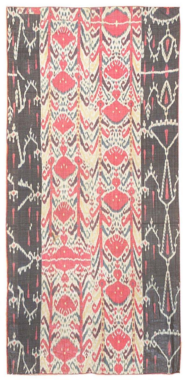 21: Uzbek Textile - Late 19th Century