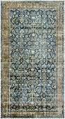 Antique Kerman Lavar, Persia, Late 19th century