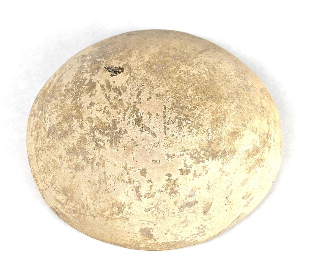 "6"" PreColumbian Polychrome Dish - 2"