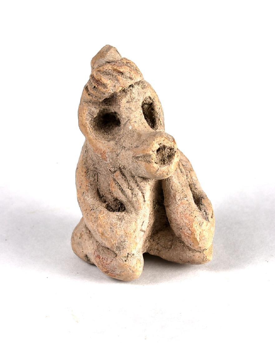 """2 3/8"""" PreColumbian Figurine"""