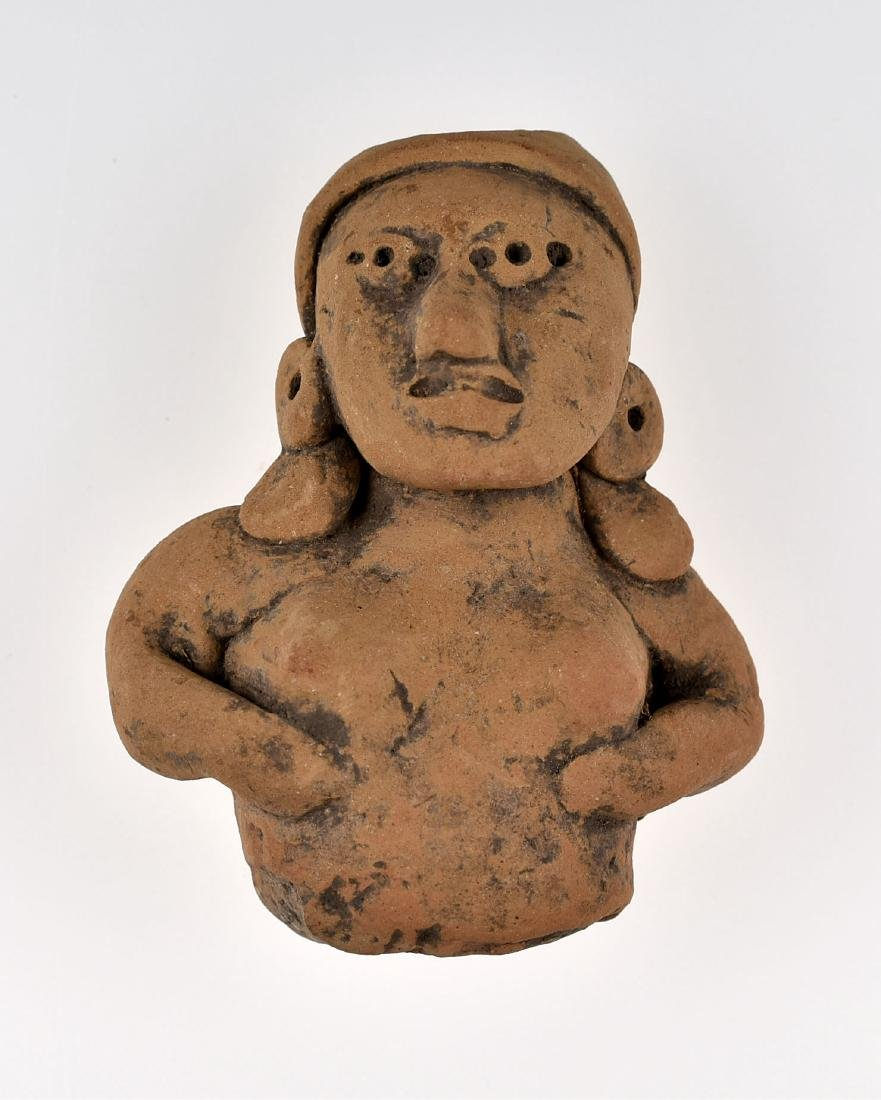 "3 3/8"" PreColumbian Terracotta"
