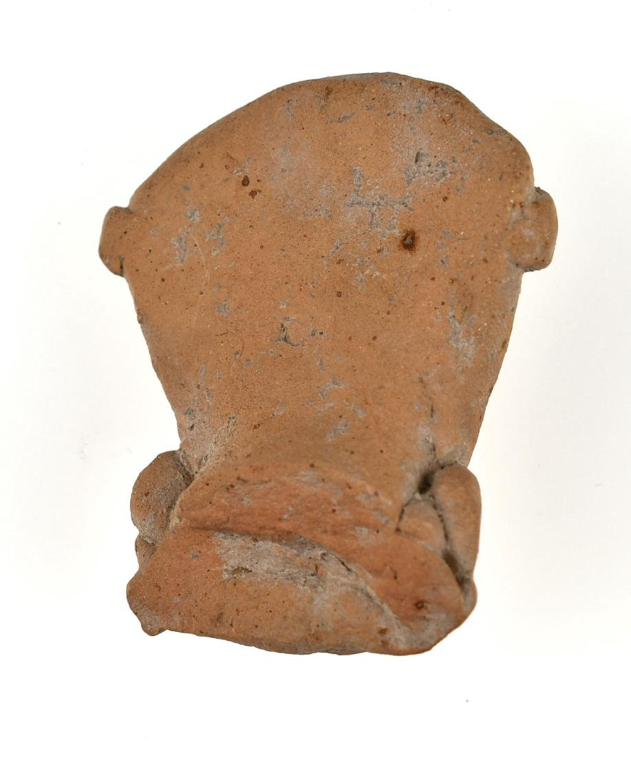 "2 1/8"" PreColumbian Terracotta - 2"