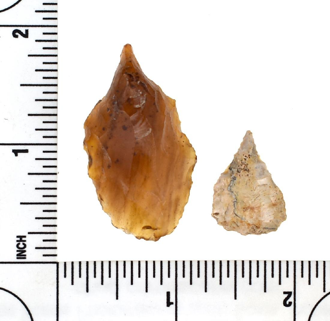 Pair of Oregon Gempoints