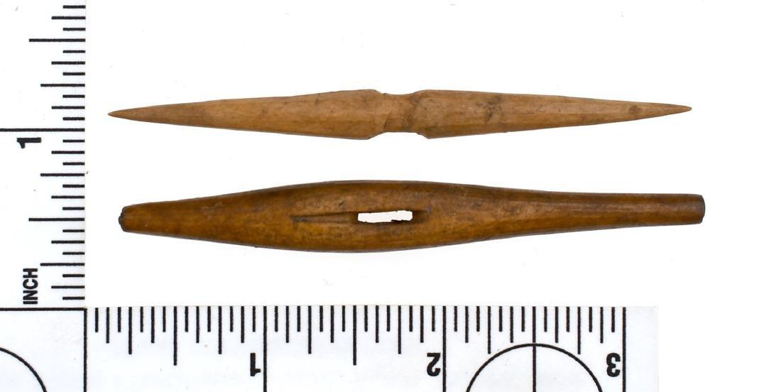 Inuit Bone Fishing Hook/Foreshaft