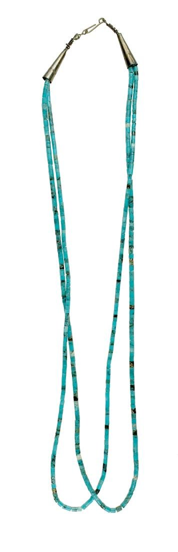 """25"""" Turquoise Necklace"""