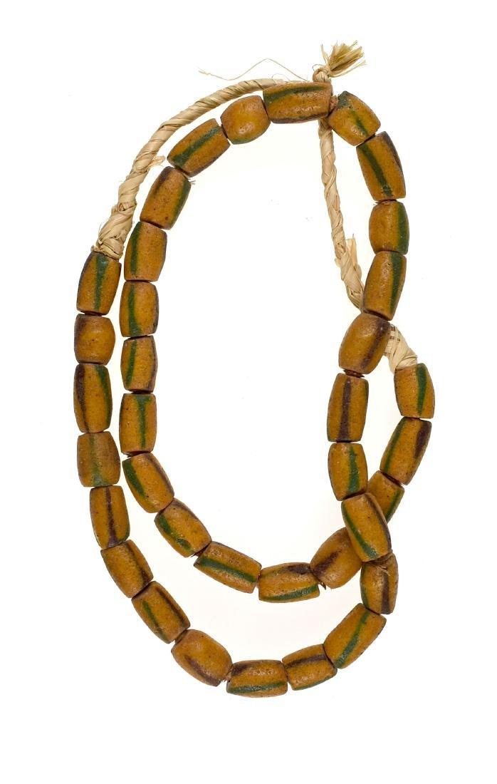 "24"" Sand Cast Trade Beads"