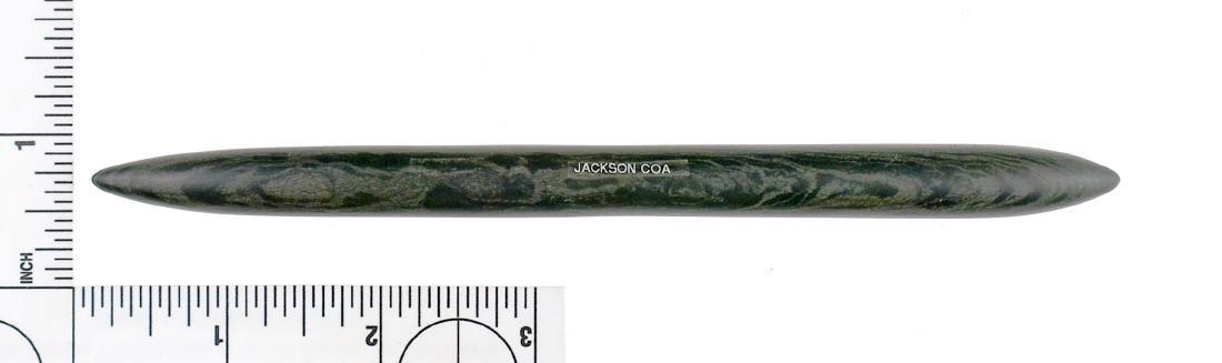 """6 5/8"""" Pick - Jackson COA - 2"""