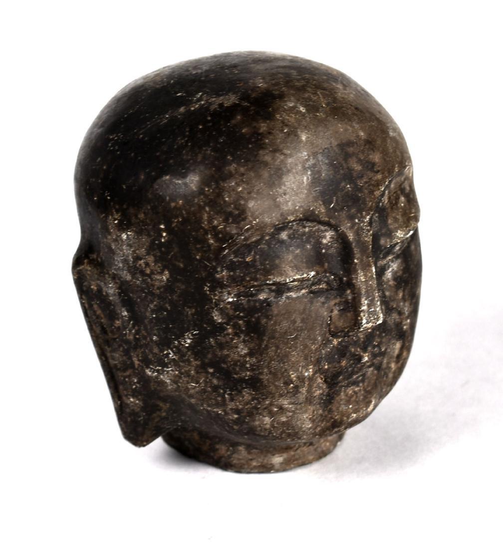 "3 3/8"" Buddha Head"